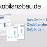 oekobilanz-bau – Die Online-Software für Ihre Gebäude-Ökobilanzen